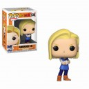 Android 18 - Dragon Ball Z POP! Animation Figurine Funko