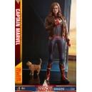 PRECOMMANDE Captain Marvel Deluxe Version (Movie) MMS Figurine 1/6 Hot Toys