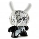 Kraken 2/24 Designer Con Mini Series Dunny 3-Inch Figurine Kidrobot