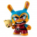 Shao Ru the Kung Fu 3/24 Designer Con Mini Series Dunny 3-Inch Figurine Kidrobot