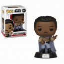 Lando Calrissian POP! Star Wars Bobble-head Funko