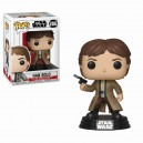 Han Solo (Endor) POP! Star Wars Bobble-head Funko