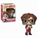 Austin Powers (Red Suit) Exclusive POP! Movies Figurine Funko