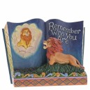 Remember Who You Are (Le Roi lion) Storybook Disney Traditions Enesco
