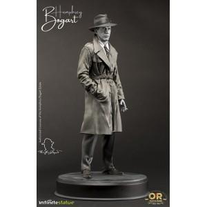 PRECOMMANDE Humphrey Bogart Statue Infinite Statue