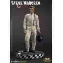 PRECOMMANDE Steve McQueen Statue Infinite Statue