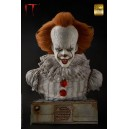 PRECOMMANDE Pennywise - It 1:1 Scale Buste Elite Creature Collectibles