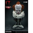 PRECOMMANDE Pennywise Serious - It 1:2 Scale Buste Prime 1 Studio