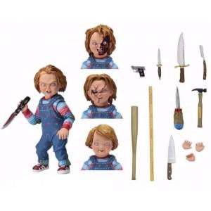 "Ultimate Chucky 7"" Scale Figurine Neca"