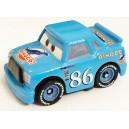 Dinoco Chick Hicks Cars 3 Die-Cast Mini Racers Mattel