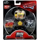 3-Pack Cars 3 Die-Cast Mini Racers Mattel
