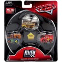 3-Pack Cars 3 Die-Cast Mini Racers Gold Ramone Exclusive Mattel