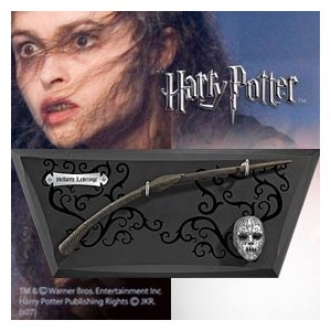 Baguette Bellatrix Lestrange Noble Collection