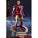 ACOMPTE 10% précommande Iron Man Mark VI Diecast MMS Figurine 1/6 Hot Toys