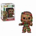 Chewbacca (Holiday) POP! Bobble-head Funko