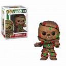 Chewbacca (Holiday) POP! Bobble-head Funko