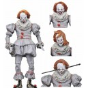 Ultimate Well House Pennywise - It (2017) Figurine Neca