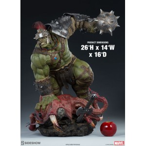 ACOMPTE 20% précommande Gladiator Hulk Maquette Statue Sideshow