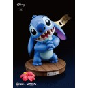 PRECOMMANDE Stitch Miracle Land Statue Beast Kingdom Toys