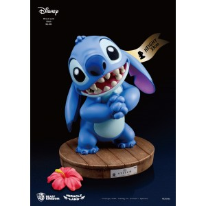 PRECOMMANDE Stitch Miracle Land Statue Beast Kingdom Toys