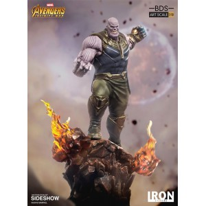Thanos Infinity War 1/10 Statue Iron Studios