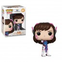 D.Va - Overwatch POP! Games Figurine Funko