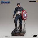 PRECOMMANDE Captain America Avengers Endgame 1:4 Legacy Replica Statue Iron Studios