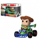 Woody with RC POP! Rides Figurine Funko