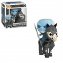 Mounted White Walker POP! Rides Figurine Funko
