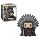 Jon Snow (on Iron Throne) POP! Game of Thrones Figurine Funko