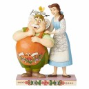 Devoted Daughter (Belle & Maurice) Disney Traditions Enesco