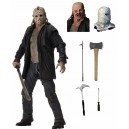 Ultimate Jason - Friday 13th 7-inch Figurine Neca