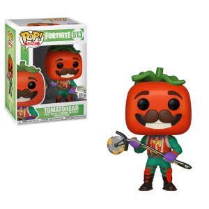 Tomatohead POP! Games 513 Figurine Funko