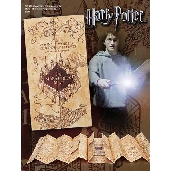 Harry Potter Muppets: Carte Du Maraudeur Noble Collection