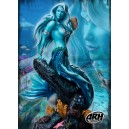 PREORDER Sharleze the Good Mermaid: Blue Skin Version 1:4 Scale Statue ARH Studios