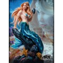 PREORDER Sharleze the Good Mermaid: Human Skin Version 1:4 Scale Statue ARH Studios