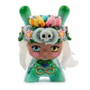 Nature 2/20 Arcane Divination: The Lost Cards Dunny Series Camilla d'Errico 3-Inch Figurine Kidrobot