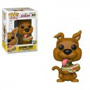 Scooby-Doo (with Sandwich) - Scooby-Doo! POP! Animation 625 Figurine Funko