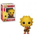 Lisa Simpson POP! Television 497 Figurine Funko