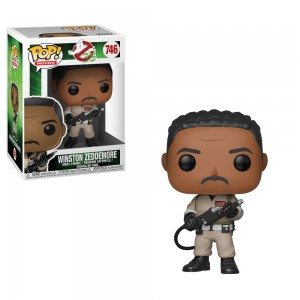 Winston Zeddemore POP! Movies 746 Figurine Funko
