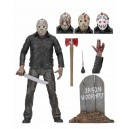 Ultimate Jason - Friday 13th Part 5 (1985) 7-inch Figurine Neca