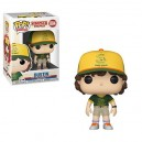 Dustin (at Camp) POP! Television 804 Figurine Funko