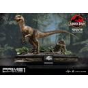 PRECOMMANDE Velociraptor - Jurassic Park 1:6 Scale Statue Prime 1 Studio