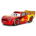 Rust-eze Racing Center Lightning McQueen Die Cast Metal 1:24 Jada Toys