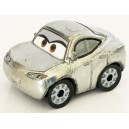 Silver Natalie Certain Cars 3 Die-Cast Mini Racers Mattel