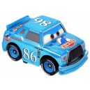 Metallic Dinoco Chick Hicks Cars 3 Die-Cast Mini Racers Mattel