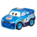 Metallic Dinoco Cal Weathers Cars 3 Die-Cast Mini Racers Mattel