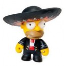 Mariachi Homer 1/25 Simpsons Series 2 Figurine Kidrobot