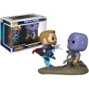 Thor Vs. Thanos - Infinity War POP! Marvel 707 Movie Moments Figurine Funko