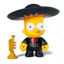 Mariachi Bart 1/25 Simpsons Series 2 Figurine Kidrobot